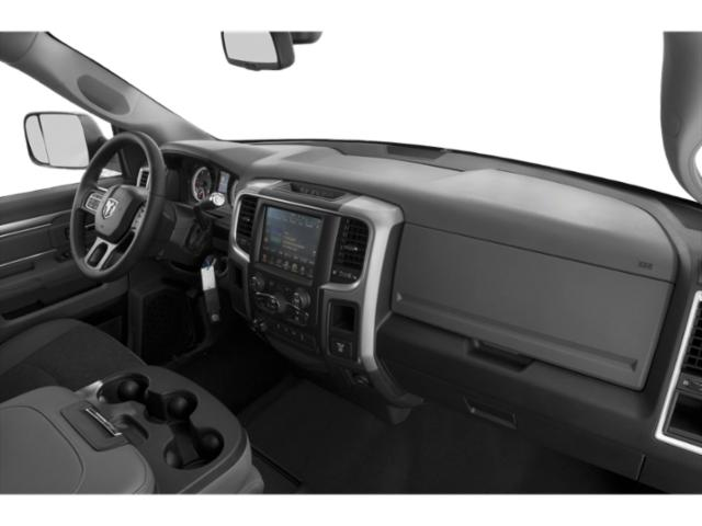 2018 Ram Truck 2500 Prices and Values Mega Cab Limited 4WD T-Diesel passenger's dashboard