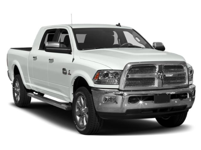 2018 Ram Truck 2500 Pictures 2500 Crew Cab SLT 4WD T-Diesel photos side front view