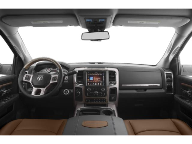 2018 Ram Truck 2500 Prices and Values Crew Cab Bighorn/Lone Star 2WD full dashboard