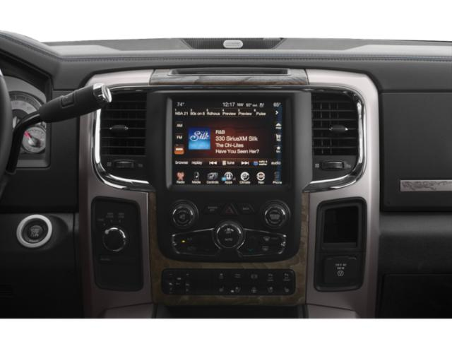 2018 Ram Truck 2500 Prices and Values Crew Cab Tradesman 2WD T-Diesel stereo system