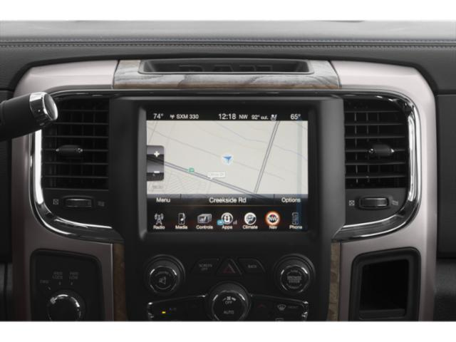 2018 Ram Truck 2500 Prices and Values Mega Cab Limited 4WD T-Diesel navigation system