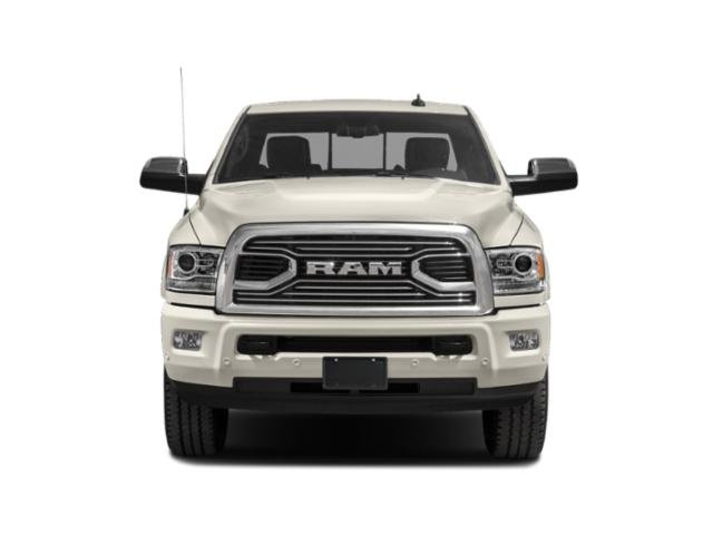 2018 Ram Truck 2500 Prices and Values Mega Cab Limited 4WD T-Diesel front view