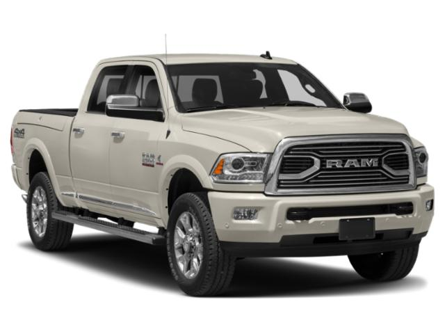 2018 Ram Truck 2500 Prices and Values Crew Cab SLT 4WD T-Diesel side front view
