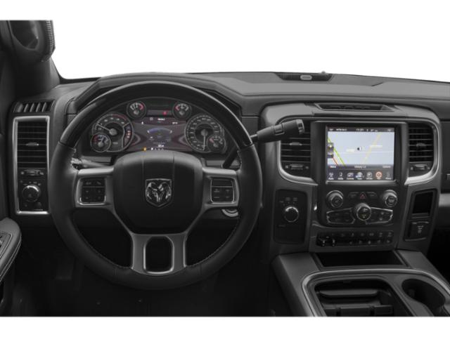 2018 Ram Truck 2500 Prices and Values Crew Cab Tradesman 2WD T-Diesel driver's dashboard