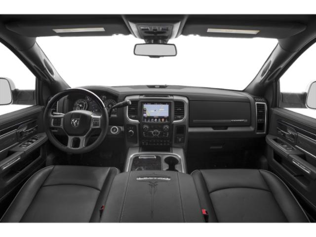 2018 Ram Truck 2500 Pictures 2500 Crew Cab SLT 4WD T-Diesel photos full dashboard