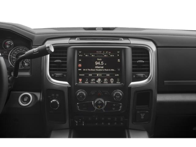 2018 Ram Truck 2500 Prices and Values Mega Cab Limited 4WD T-Diesel stereo system