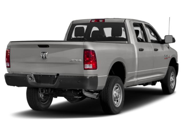 2018 Ram Truck 2500 Prices and Values Mega Cab Limited 4WD T-Diesel side rear view