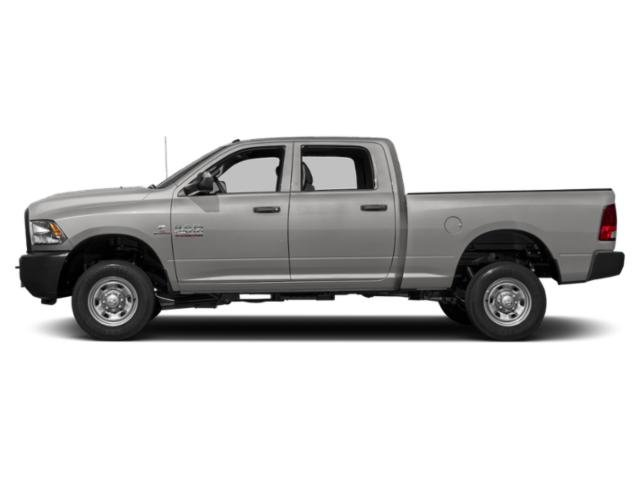 2018 Ram Truck 2500 Pictures 2500 Mega Cab Bighorn/Lone Star 4WD photos side view