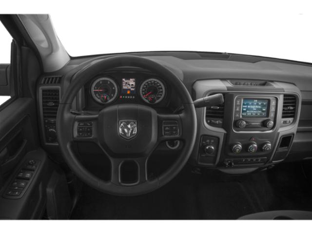 2018 Ram Truck 2500 Prices and Values Crew Cab SLT 4WD T-Diesel driver's dashboard