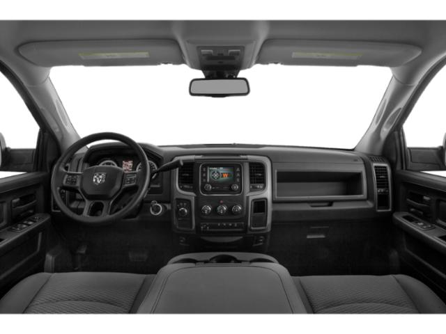2018 Ram Truck 2500 Prices and Values Crew Cab Tradesman 4WD T-Diesel full dashboard
