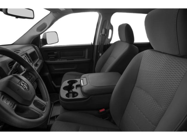2018 Ram Truck 2500 Prices and Values Crew Cab Tradesman 4WD T-Diesel front seat interior