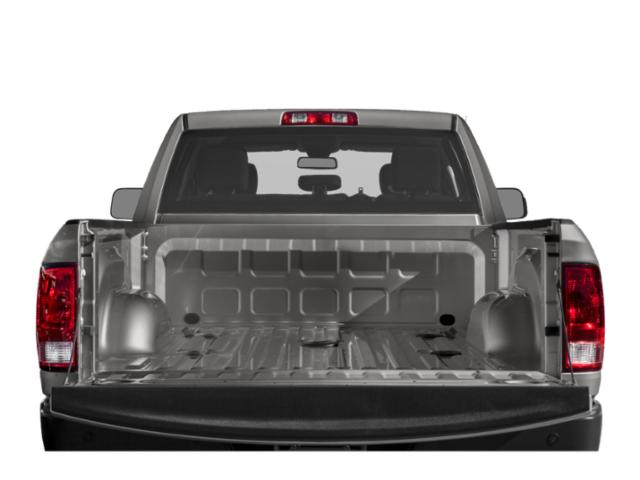 2018 Ram Truck 2500 Prices and Values Crew Cab Bighorn/Lone Star 2WD open trunk