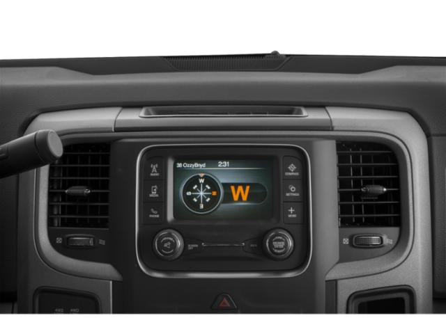 2018 Ram Truck 2500 Prices and Values Crew Cab Tradesman 4WD T-Diesel navigation system