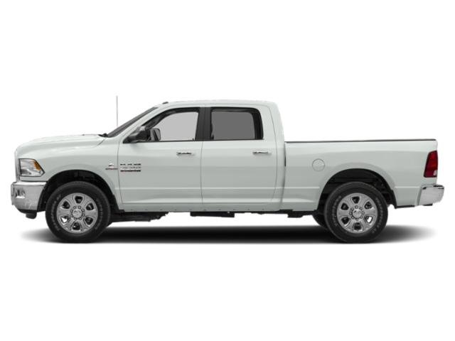 2018 Ram Truck 2500 Prices and Values Mega Cab Limited 4WD T-Diesel side view