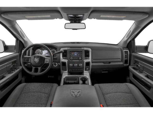 2018 Ram Truck 2500 Pictures 2500 Regular Cab SLT 4WD T-Diesel photos full dashboard