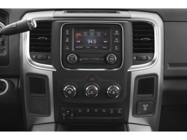 2018 Ram Truck 2500 Prices and Values Crew Cab SLT 4WD T-Diesel stereo system