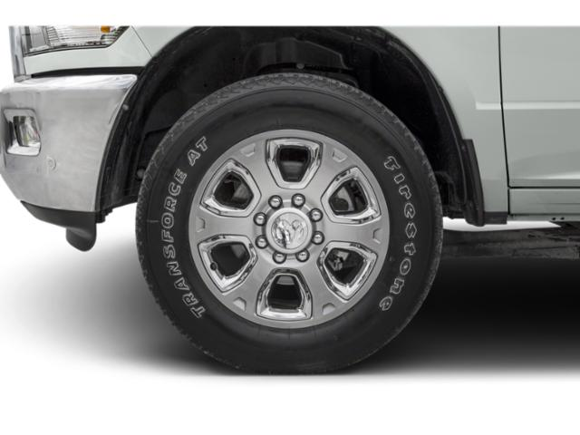 2018 Ram Truck 2500 Prices and Values Crew Cab SLT 4WD T-Diesel wheel