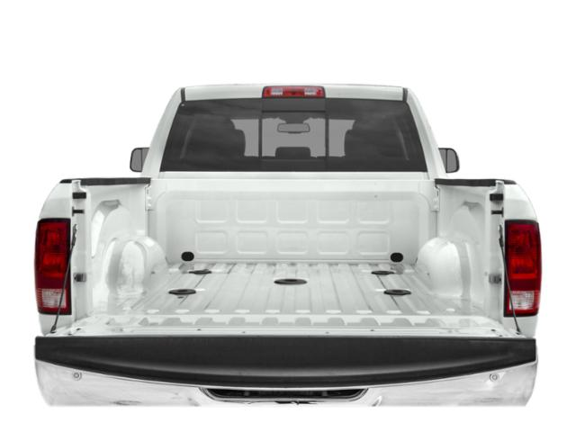 2018 Ram Truck 2500 Prices and Values Crew Cab Tradesman 4WD T-Diesel open trunk
