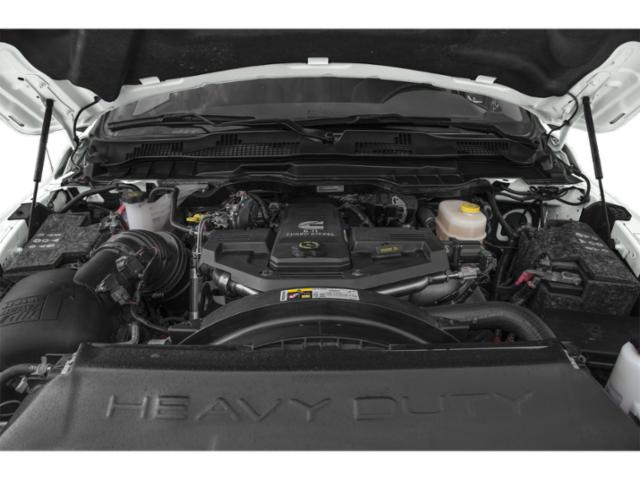 2018 Ram Truck 2500 Prices and Values Crew Cab Tradesman 4WD T-Diesel engine