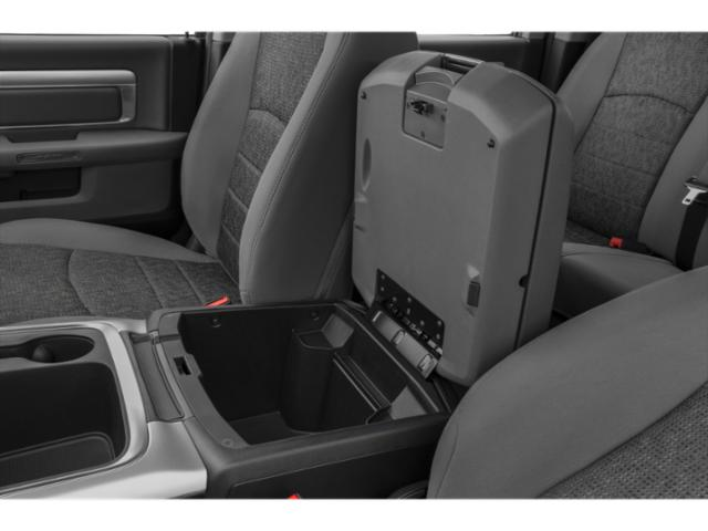 2018 Ram Truck 2500 Prices and Values Crew Cab Bighorn/Lone Star 2WD center storage console