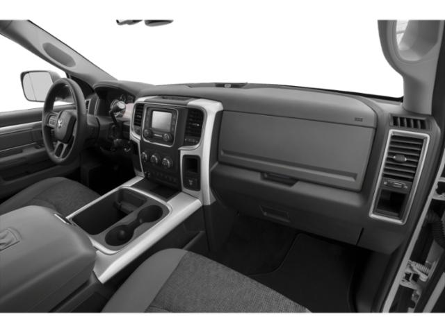 2018 Ram Truck 2500 Prices and Values Crew Cab Tradesman 2WD T-Diesel passenger's dashboard