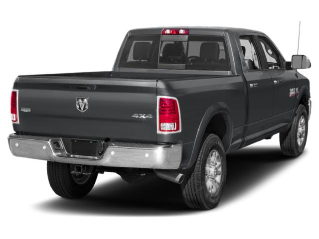 2018 Ram Truck 2500 Prices and Values Crew Cab SLT 4WD T-Diesel side rear view