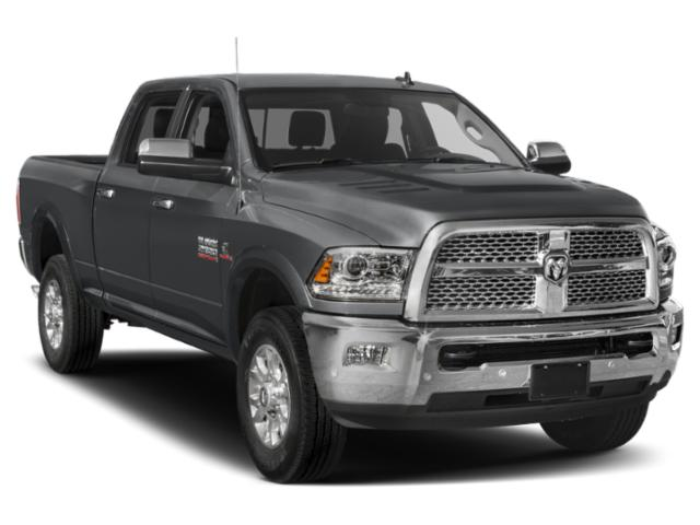 2018 Ram Truck 2500 Prices and Values Mega Cab Limited 4WD T-Diesel side front view