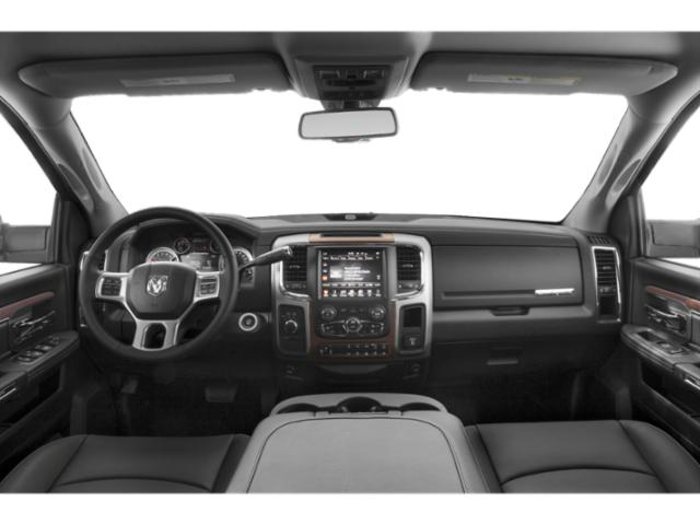2018 Ram Truck 2500 Prices and Values Crew Cab Tradesman 2WD T-Diesel full dashboard