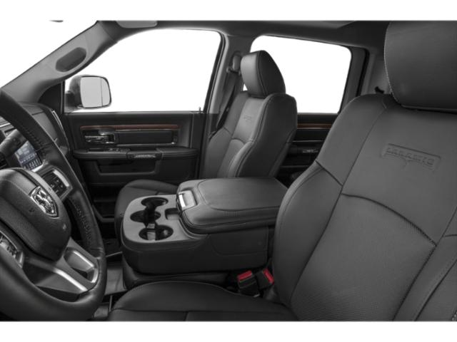 2018 Ram Truck 2500 Prices and Values Crew Cab SLT 4WD T-Diesel front seat interior