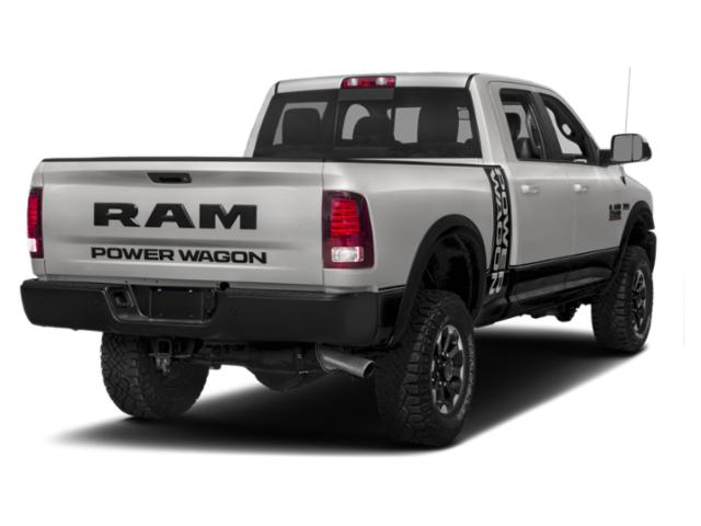 2018 Ram Truck 2500 Prices and Values Crew Cab Tradesman 2WD T-Diesel side rear view