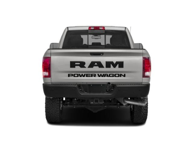 2018 Ram Truck 2500 Prices and Values Mega Cab Limited 4WD T-Diesel rear view