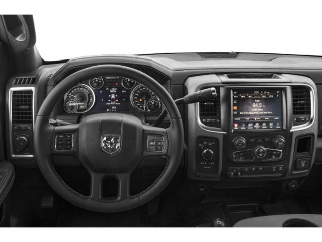 2018 Ram Truck 2500 Prices and Values Mega Cab Limited 4WD T-Diesel driver's dashboard