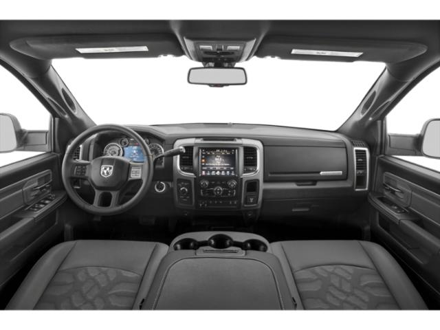2018 Ram Truck 2500 Prices and Values Mega Cab Limited 4WD T-Diesel full dashboard