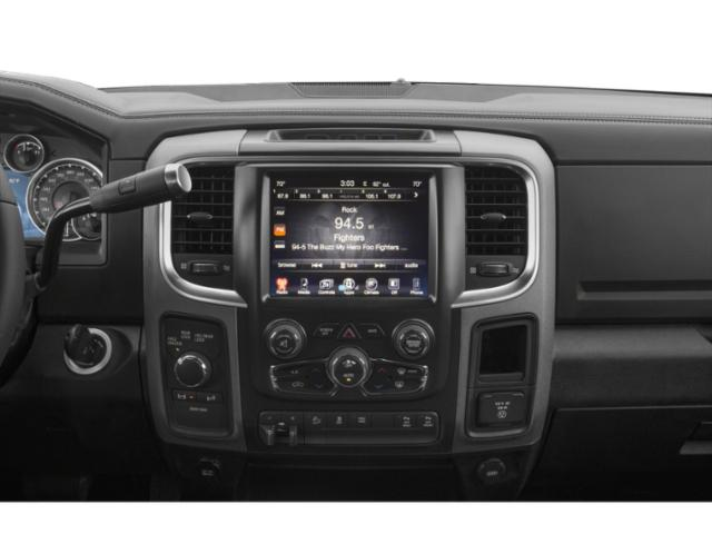 2018 Ram Truck 2500 Prices and Values Mega Cab Limited 4WD T-Diesel center console