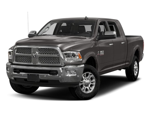 2018 Ram Truck 3500 Pictures 3500 Limited 4x4 Mega Cab 6'4 Box photos side front view