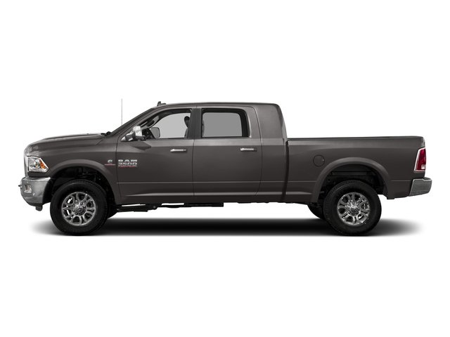2018 Ram Truck 3500 Pictures 3500 Limited 4x4 Mega Cab 6'4 Box photos side view
