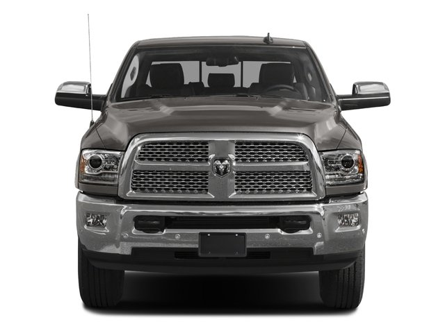 2018 Ram Truck 3500 Pictures 3500 Limited 4x4 Mega Cab 6'4 Box photos front view