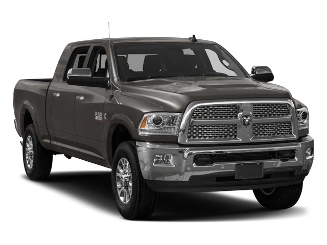 2018 Ram Truck 3500 Pictures 3500 Mega Cab Longhorn 2WD photos side front view