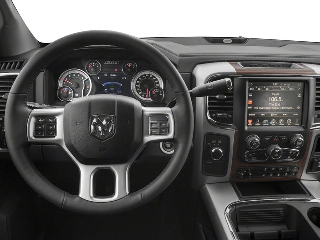 2018 Ram Truck 3500 Pictures 3500 Limited 4x4 Mega Cab 6'4 Box photos driver's dashboard