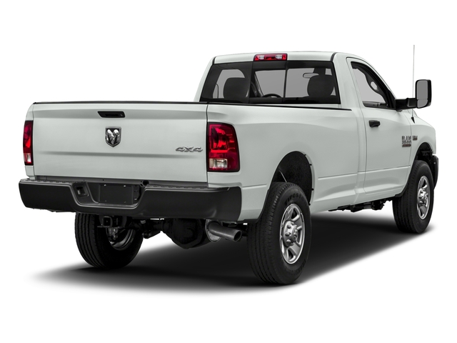 2018 Ram Truck 3500 Prices and Values Regular Cab SLT 2WD side rear view