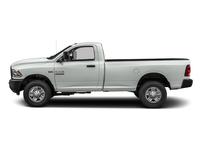 2018 Ram Truck 3500 Prices and Values Regular Cab Tradesman 4WD side view