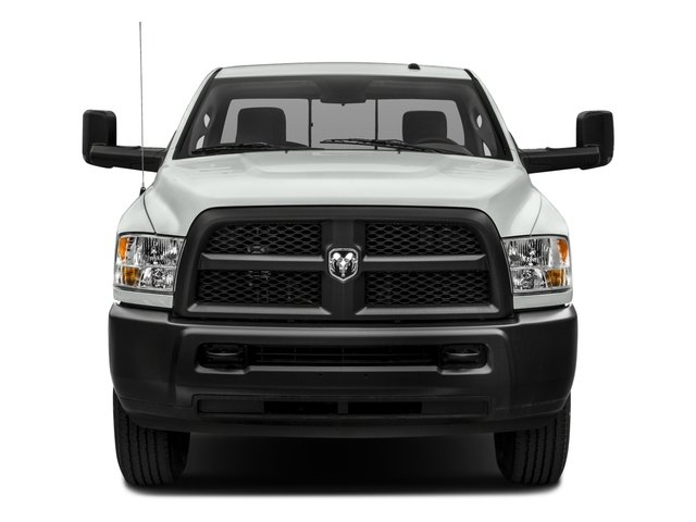 2018 Ram Truck 3500 Prices and Values Regular Cab Tradesman 4WD front view