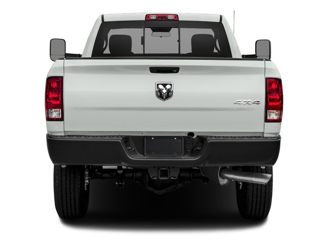 2018 Ram Truck 3500 Prices and Values Regular Cab Tradesman 4WD rear view