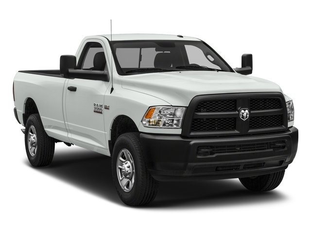 2018 Ram Truck 3500 Prices and Values Regular Cab Tradesman 4WD side front view