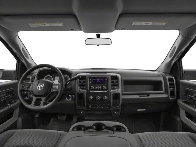 2018 Ram Truck 3500 Prices and Values Regular Cab Tradesman 4WD full dashboard