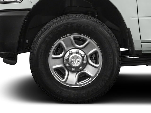2018 Ram Truck 3500 Prices and Values Regular Cab SLT 2WD wheel