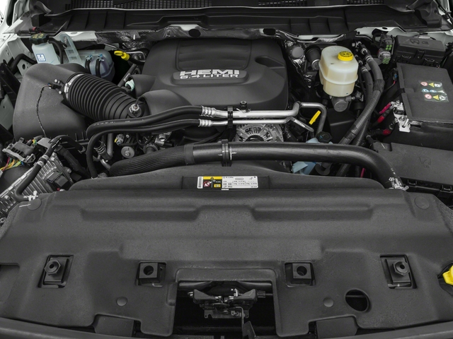 2018 Ram Truck 3500 Prices and Values Regular Cab Tradesman 4WD engine