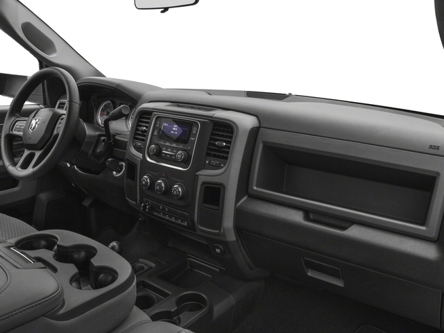 2018 Ram Truck 3500 Prices and Values Regular Cab Tradesman 4WD passenger's dashboard