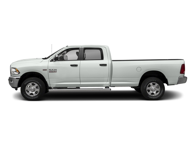 2018 Ram Truck 3500 Pictures 3500 Big Horn 4x4 Crew Cab 8' Box photos side view
