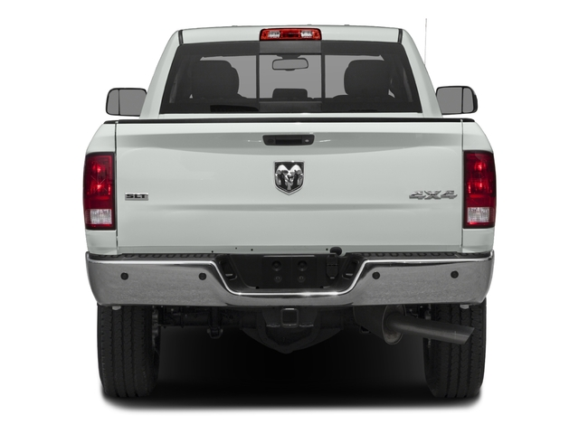 2018 Ram Truck 3500 Pictures 3500 Big Horn 4x4 Crew Cab 8' Box photos rear view